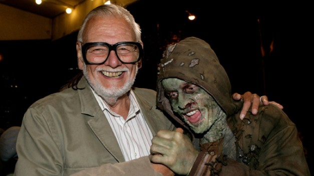 george-romero-and-zombie